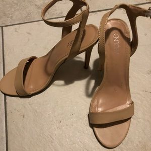 Abound nude heels